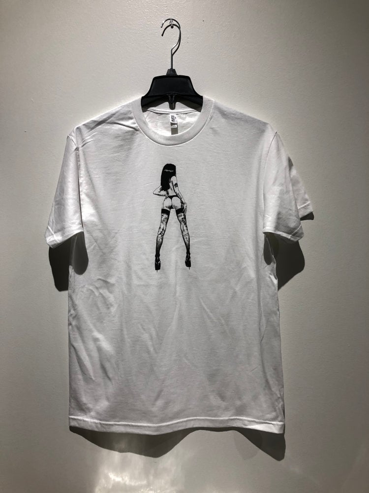 Image of STRIPPER T SHIRT
