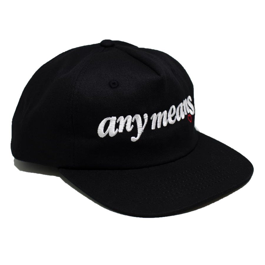 Image of Lover 5-Panel in Black