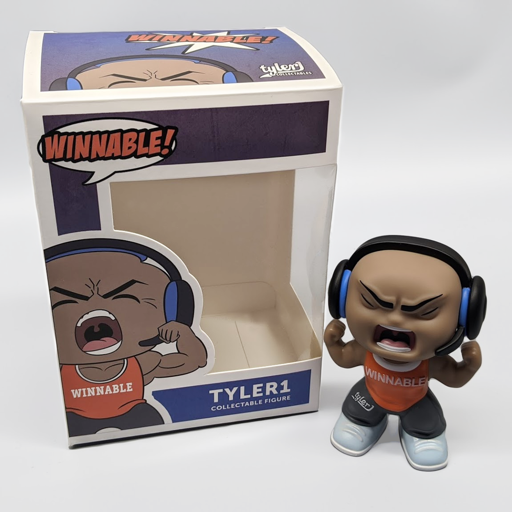 Tyler1 Mini Figure