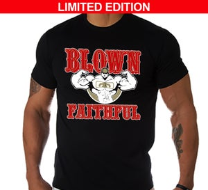 "Image of Men's LIMITED EDITION ""FAITHFUL"" T Shirt - Black"