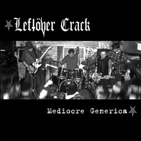 Image of Leftover Crack - Mediocre Generica LP