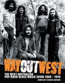 Image of Way Out West 1960~1979 Book + CD
