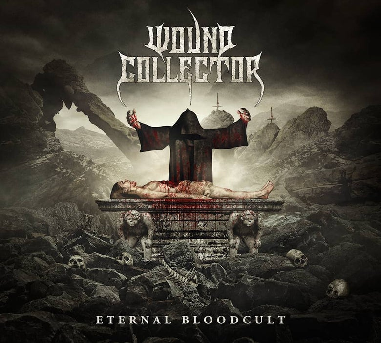 Image of 'Eternal Bloodcult' CD