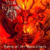 """Image of Vital Remains """"Dawn of the Apocalypse"""" CD"""