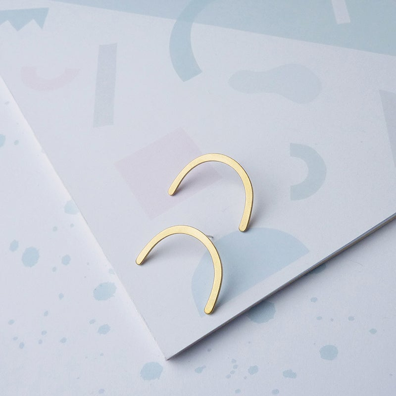 Image of *NEW* Curve Earrings