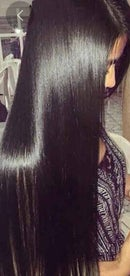 """Image 2 of Straight hair 22""""24""""26"""" with closure"""