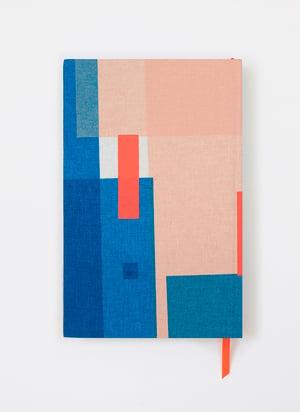 Image of Screen printed journal 015