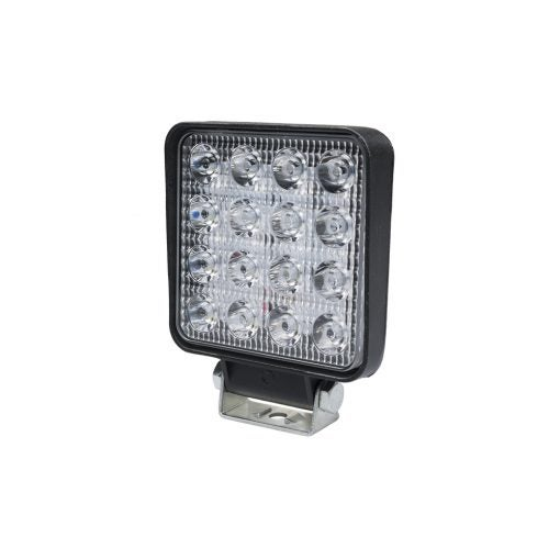 Image of 16 LED Square Spot Light
