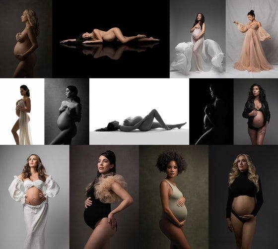 Image of NYC MATERNITY WORKSHOP - $1,200 ($600 retainer due)