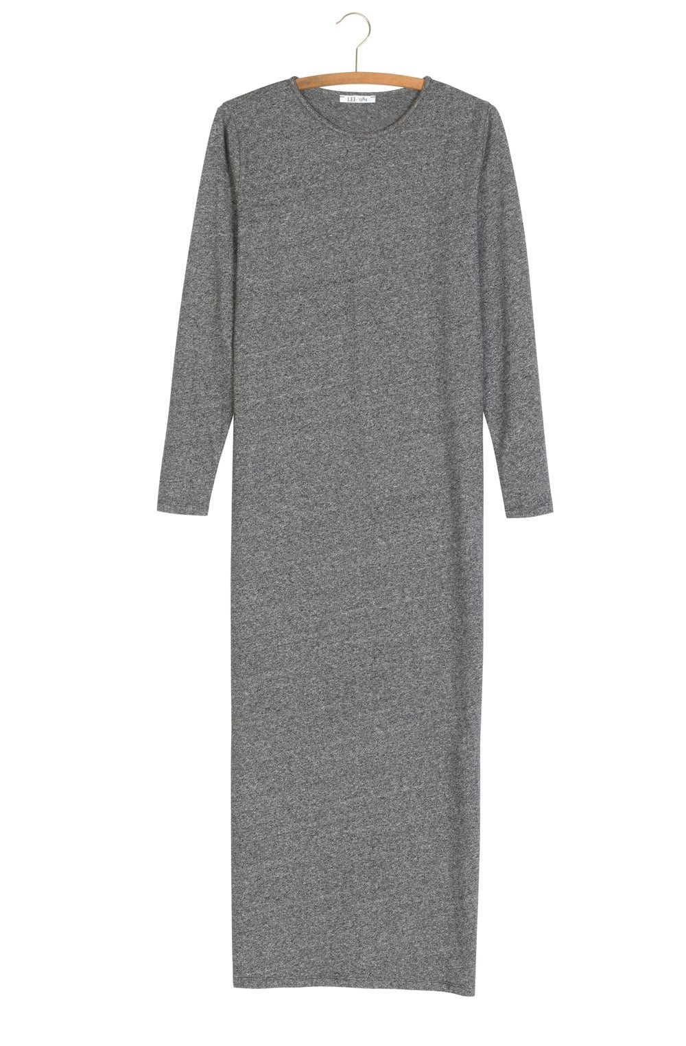 Image of Robe longue jersey BLANDINE 90€ -60%