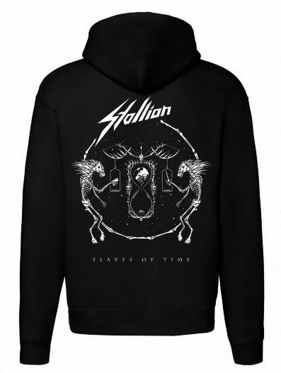 Image of Slaves of Time - Zipper (Hoodie) - PreOrder - getting shipped on February 27th