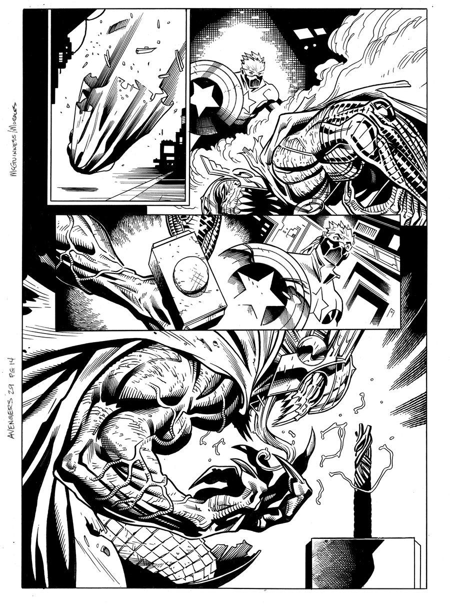 Image of Avengers (2019) #29 PG 14