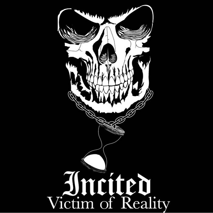 Image of Incited Victim of reality vinyl record