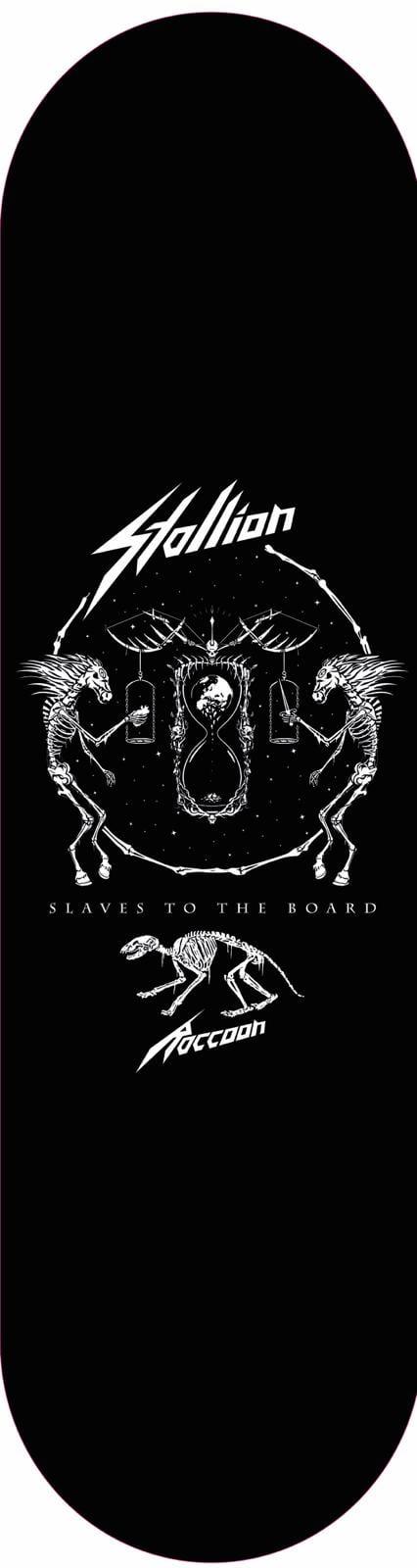 Skateboard Decks - Slaves of Time (Regular and with Corona Supporter -Bonus Package)