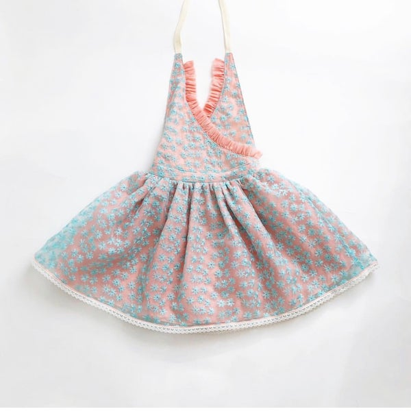 Image of NEW: Spring Blossoms Dress- Restock 12-18m - size 6