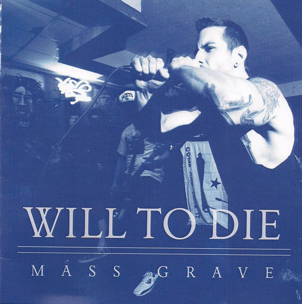 Image of Will To die -Mass Grave vinyl record