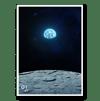 Earthrise - [Giclée Print]