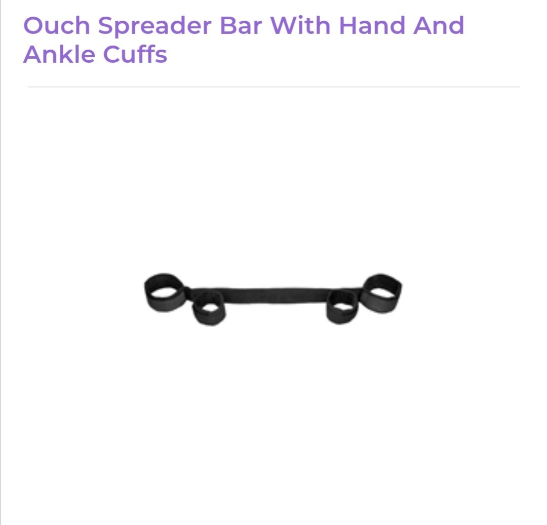 Image of Ouch Spreader Bar