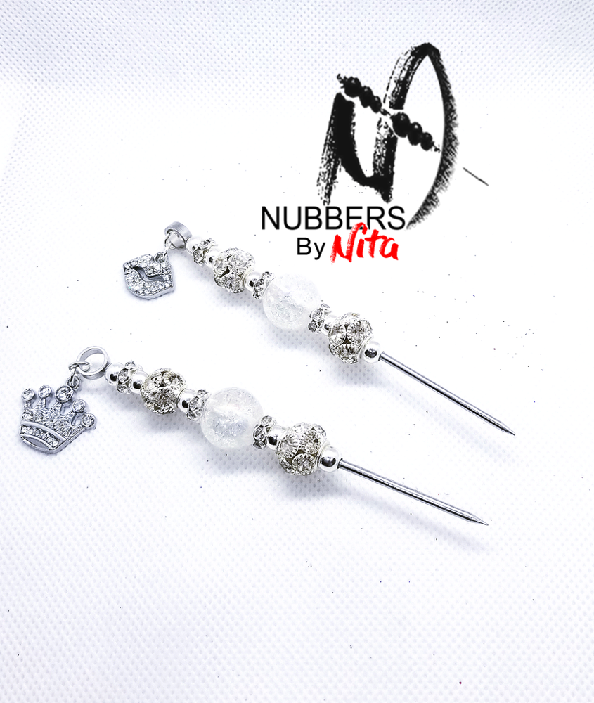 Image of Crystal Charmed Nubber