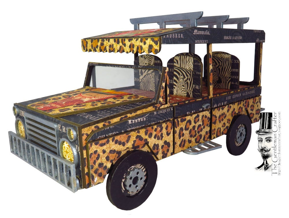 Image of Safari Jeep Kit- Preorder Only-Ships First part of March