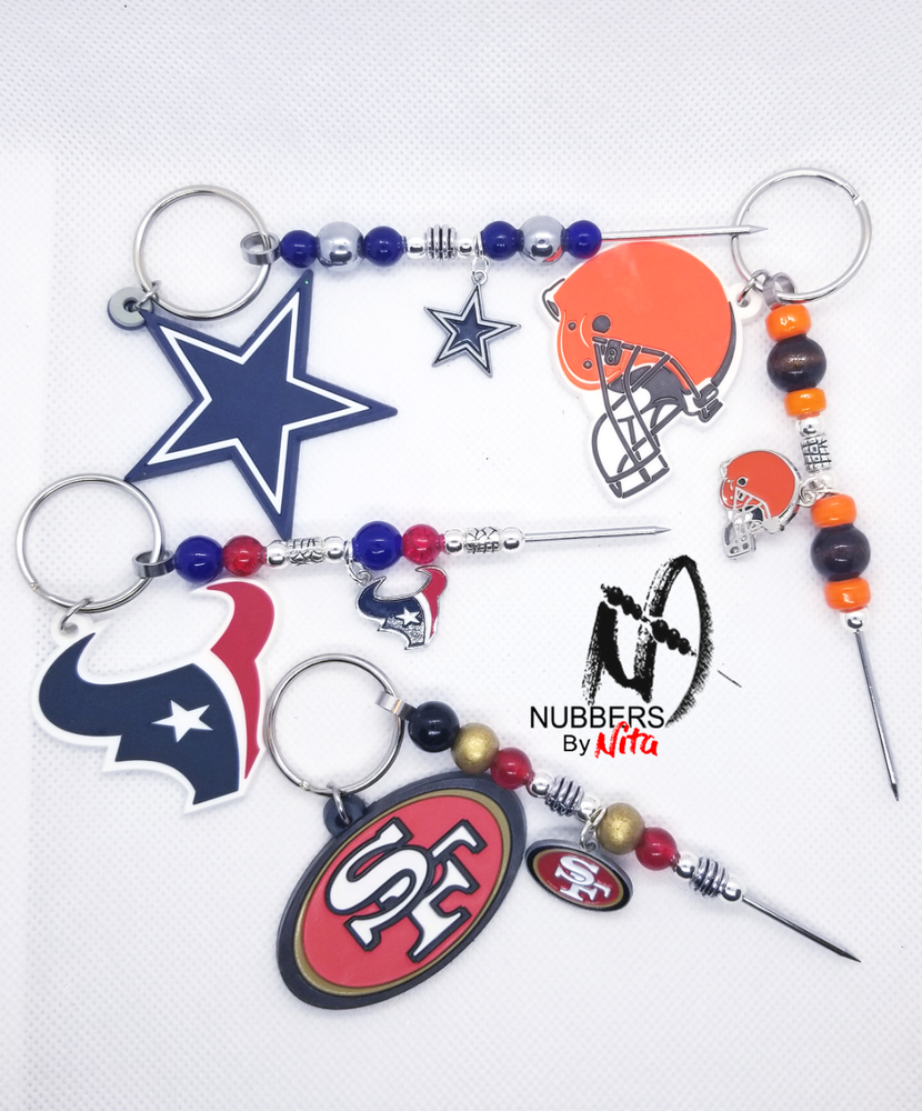 Image of Sports Themed Nubber