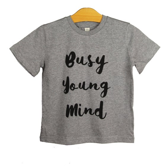 Image of Busy Young Mind by Mimi and Will