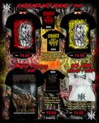 Image of Embalmed T-Shirt / MDCM T-Shirt / Old Logo HP-Tshirt
