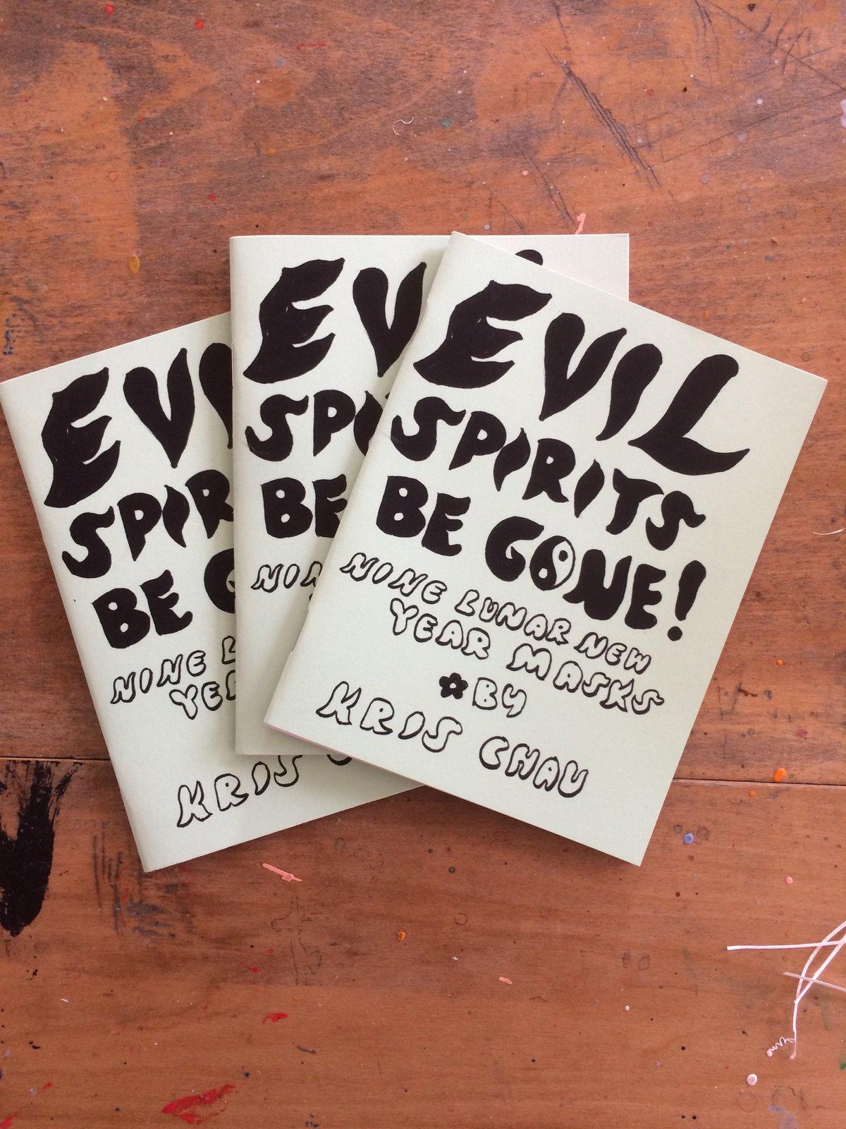 Evil SPiritS Be Gone!