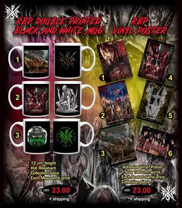 Image of RBP Mug / RBP Vinyl Posters