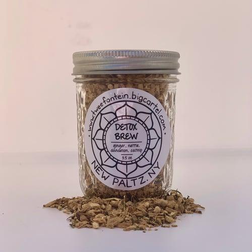 Image of Herbal Tea Blends - 1 Pound BULK - Detox Brew | Ginger Boost | Calendula Sunrise