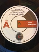 "Image of Sloppy Seconds ""Live: No Time for Tuning "" TEST PRESS"