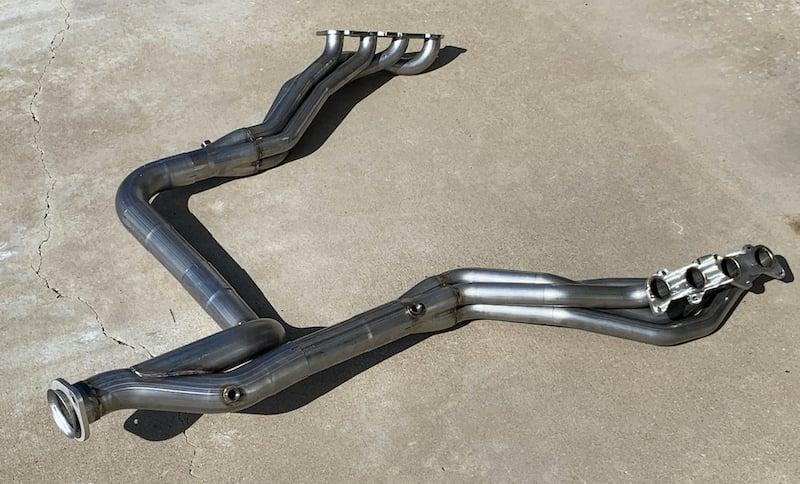 "2015-2022 Ford F150 5.0 Long Tube Headers 1-7/8"""