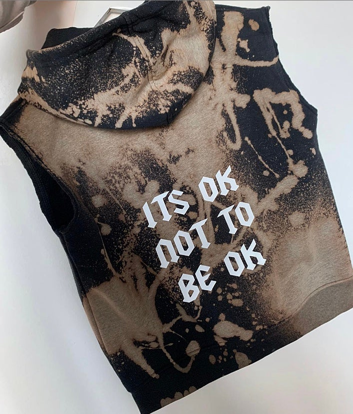 Image of It's Ok Not To Be Ok Tank