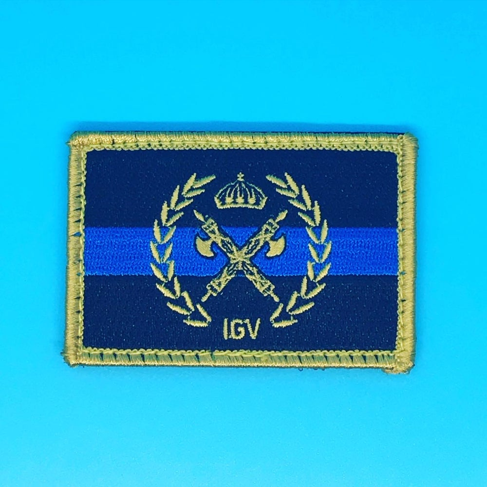 Image of IGV Thin Blue Line