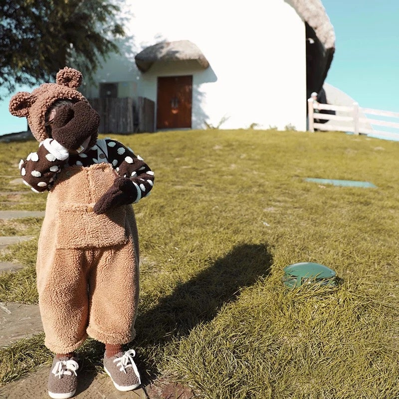 Image of Teddy overalls
