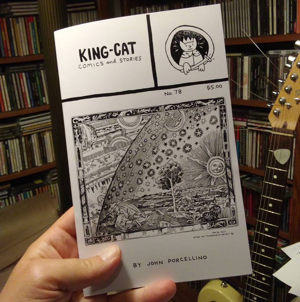 Image of King-Cat #78 by John Porcellino