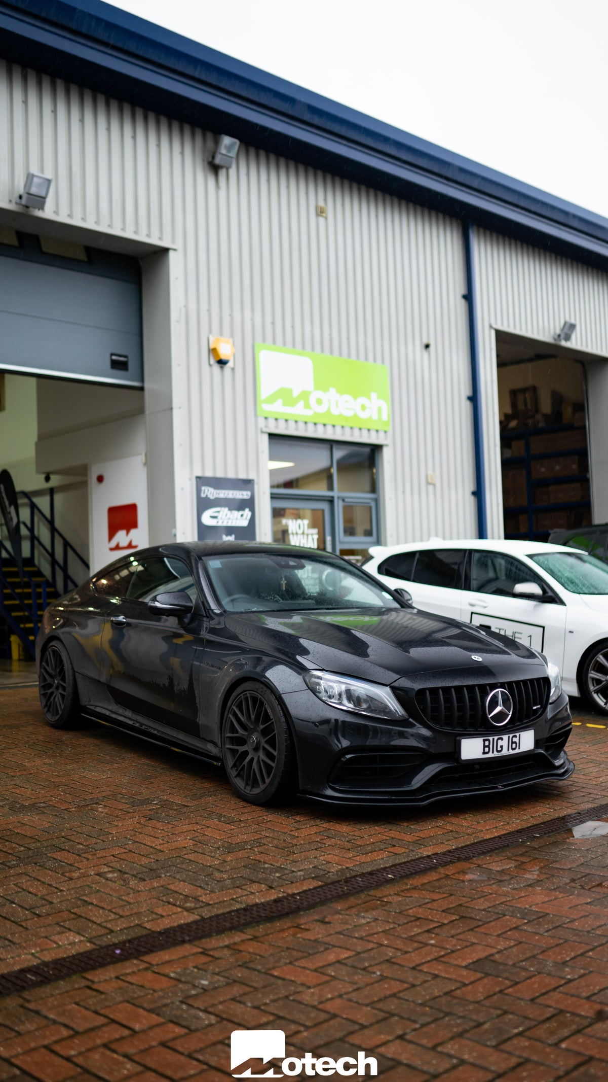 Image of Mercedes AMG C63 Maxton Kit