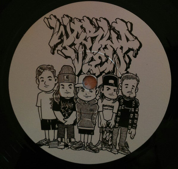 Image of Worldview -Debut 7""