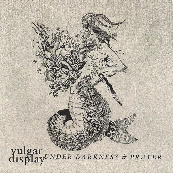 Image of Vulgar Display ‎– Under Darkness & Prayer vinyl record