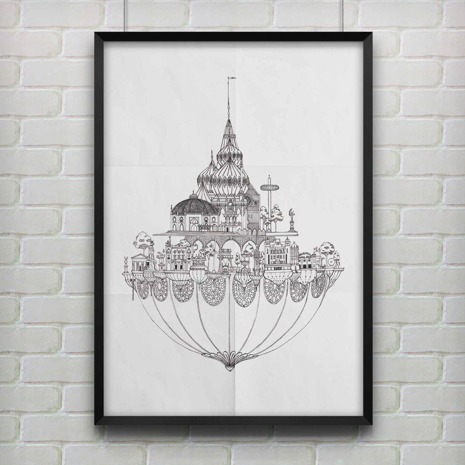 Image of Floating  City of Brighton & Hove