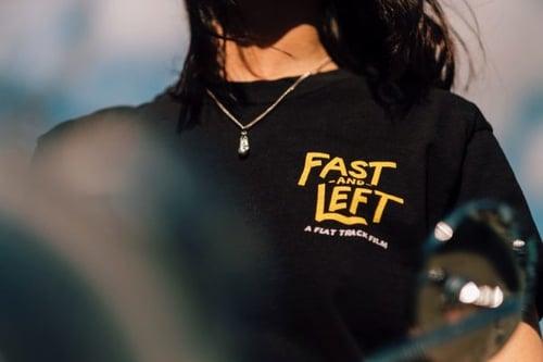 Image of Fast & Left - Isle Of Dirt tee