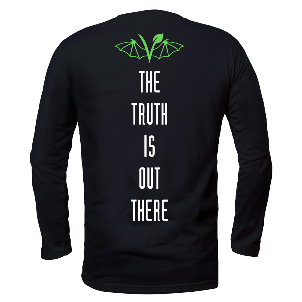 Image of V FILES - Long sleeve