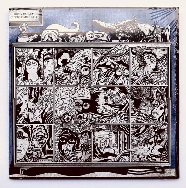 "Image of ""Curio Cabinet I"" CD"