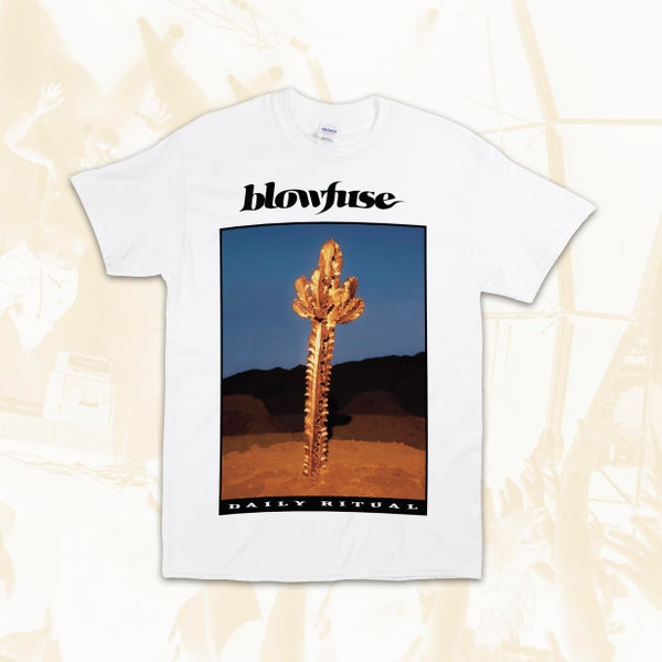 Image of 'Golden Cactus' T-Shirt