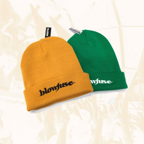 Image of 'Beanie Hat' w/Embroidered Logo