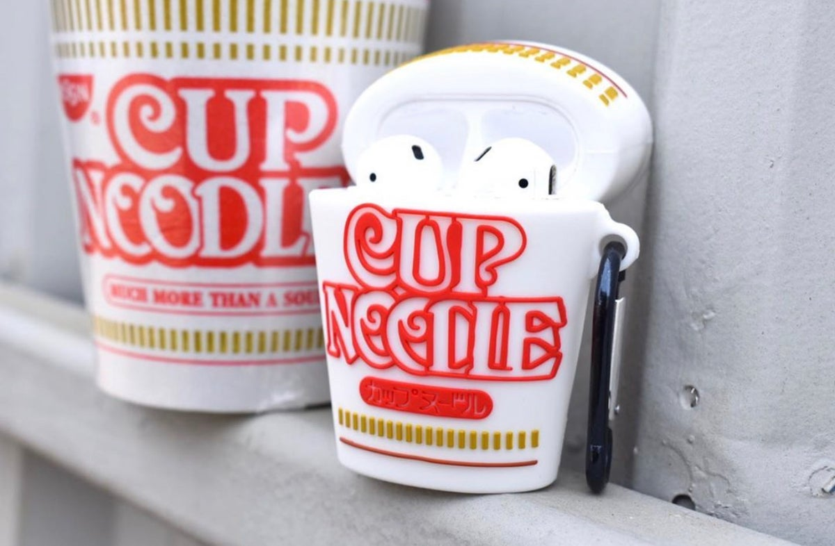 Image of Cup Noodle Airpod Case