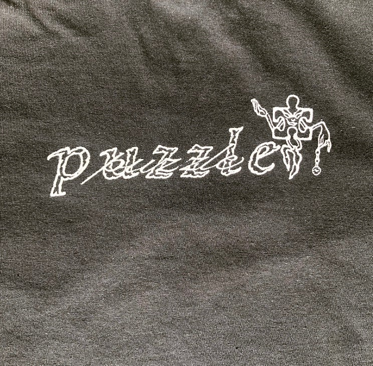 Image of Puzzle Pocket Clock Shirt