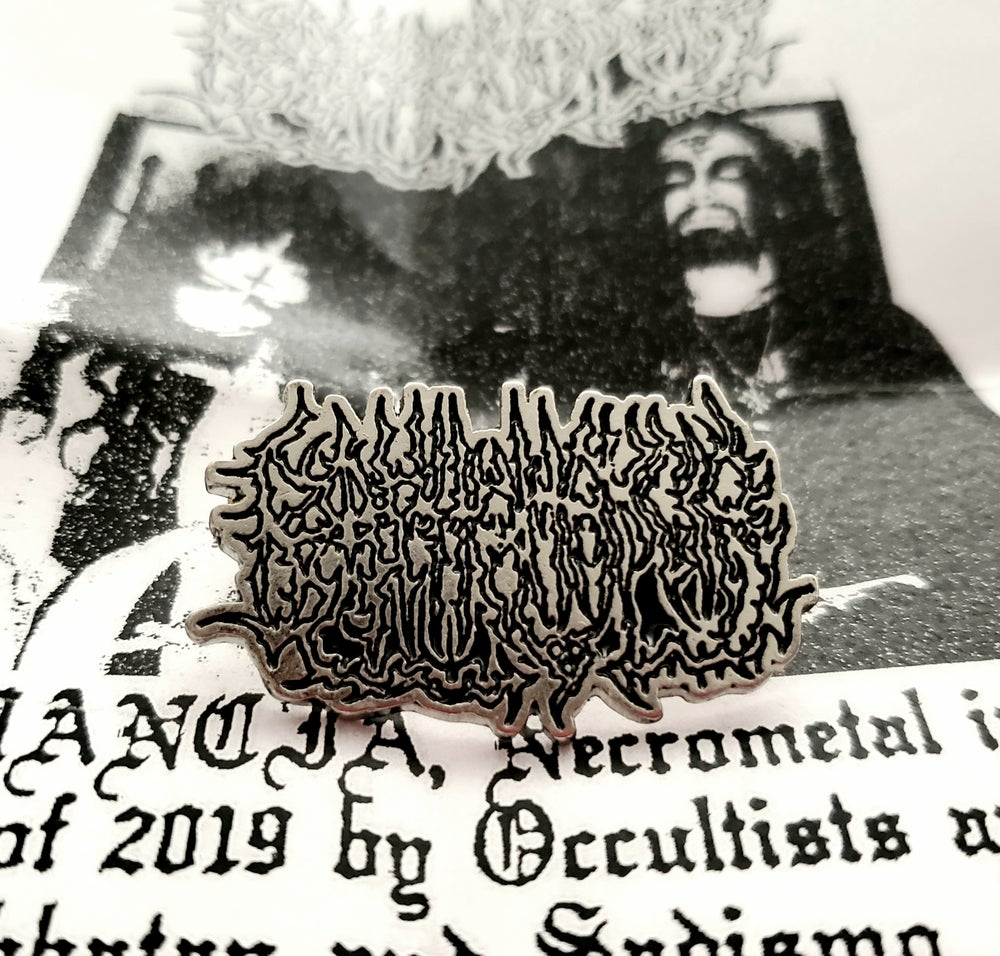 Image of Baphomancia Pin