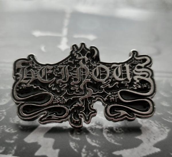 Image of Heinous Pin