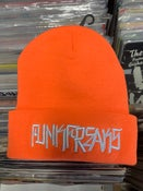 Image of Limited edition orange beanie